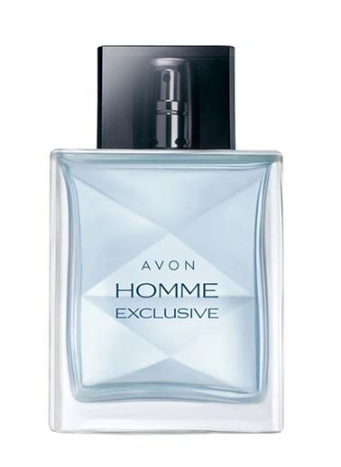 Avon Homme Exclusive Erkek Parfüm Edt 75 Ml Renksiz